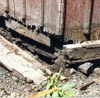 1998 Rotting Sill Beams
