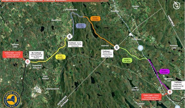 Maybrook-Trailway-Map